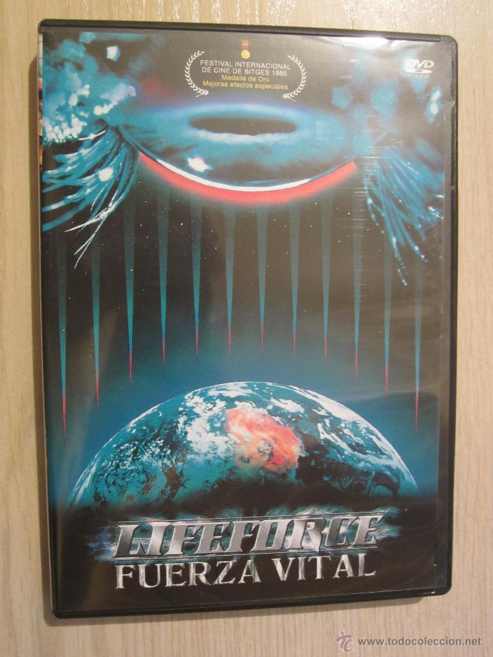 DVD FUERZA VITAL (Cine - Películas - DVD)
