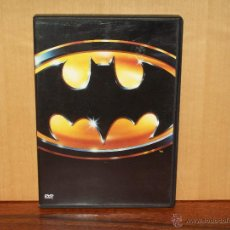 Cine: BATMAN - NICHOLSON - KEATON - DIRIGIDA POR TIM BURTOM - DVD. Lote 53750863