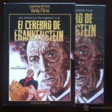 Cine: DVD-EL CEREBRO DE FRANKENSTEIN. Lote 53791943
