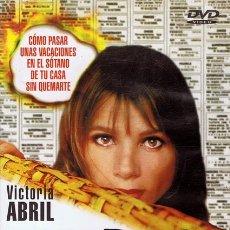 Cine: DVD MI MARIDO ES UNA RUINA VICTORIA ABRIL . Lote 53804921