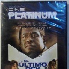 Cine: EL ULTIMO REY DE ESCOCIA - FOREST WHITAKER - DVD PRECINTADO . Lote 53813908