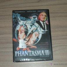 Cine: PHANTASMA II DVD DE DON COSCARELLI NUEVA PRECINTADA. Lote 104398276