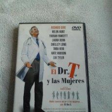 Cine: EL DR T Y LAS MUJERES DVD CON RICHARD GERE Y HELEN HUNT. Lote 53943076