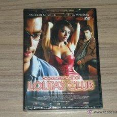 Cine: CANCIONES DE AMOR EN LOLITA'S CLUB DVD DE VICENTE ARANDA EDUARDO NORIEGA NUEVA PRECINTADA. Lote 186146662