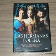 Cine: LAS HERMANAS BOLENA DVD NATALIE PORTMAN SCARLETT JOHANSSON ERIC BANA NUEVA PRECINTADA. Lote 191536903