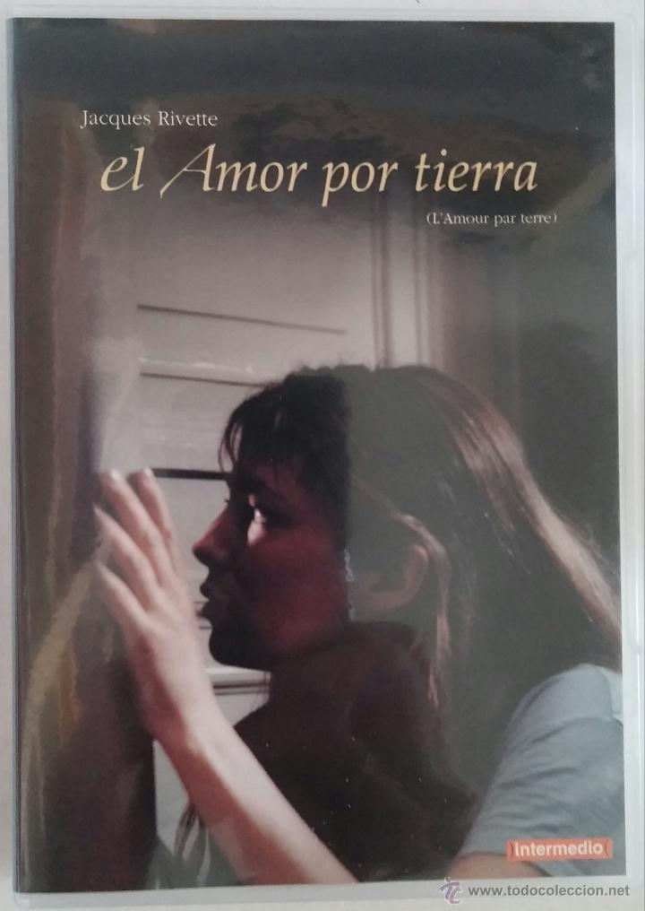EL AMOR POR TIERRA (L´AMOUR PAR TERRE, 1983) - JACQUES RIVETTE - DESCATALOGADO - DVD (Cine - Películas - DVD)