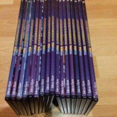 Cine: CABALLEROS DEL ZODIACO - SAINT SEYA - LOTE 17 DVDS. Lote 53962185