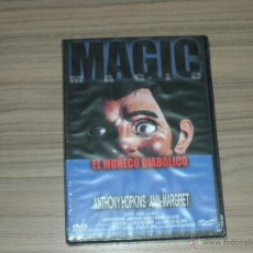 Cine: MAGIC EL MUÑECO DIABOLICO DVD ANTHONY PERKINS NUEVA PRECINTADA. Lote 207924471