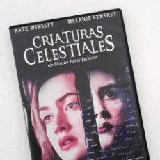 Cine: CRIATURAS CELESTIALES, LA CLÁSICA PELÍCULA DE PETER JACKSON CON KATE WINSLET. NUEVO. Lote 53988642