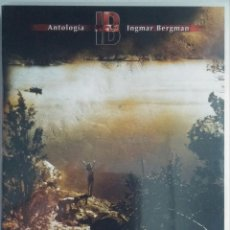 Cine: JUEGOS DE VERANO (SOMMARLEK, 1951) - INGMAR BERGMAN - DESCATALOGADO - DVD. Lote 54030417