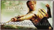 TROYA EL MONTAJE DEL DIRECTOR EDICION 2 DVD EDICION CARTONE CON LIBRETO (Cine - Películas - DVD)
