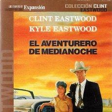Cine: DVD EL AVENTURERO DE MEDIANOCHE CLINT EASTWOOD . Lote 54074334