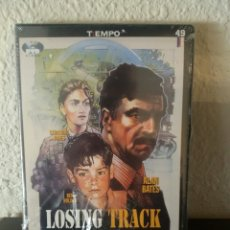 Cine: DVD - LOSING TRACK / PRECINTADO / COLECCION TIEMPO 49 #1283. Lote 54093593