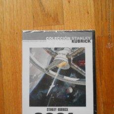 Cine: 2001 UNA ODISEA DEL ESPACIO, STANLEY KUBRICK, DVD NUEVO. Lote 54097628