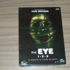 Cine: THE EYE (VISIONES) LA TRILOGIA 1 + 2 + 3 ED. ESP. 3 DVD TERROR NUEVA PRECINTADA. Lote 271612318
