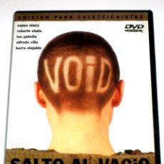 Cine: SALTO AL VACÍO (E. COLECCIONISTA) - DANIEL CALPARSORO NAJWA NIMRI ROBERTO CHALU DVD INENCONTRABLE. Lote 54150054