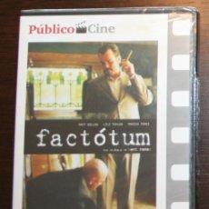 Cine: DVD - FACTÓTUM - DIRECTOR: BENT HAMER. Lote 54161771