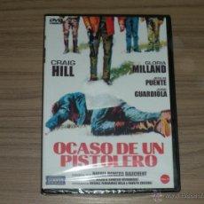 Cine: OCASO DE UN PISTOLERO DVD CRAIG HILL NUEVA PRECINTADA. Lote 104398544