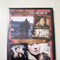 Cine: EN EL LÍMITE DEL AMOR   EL ELEGIDO (DVD). Lote 54188439