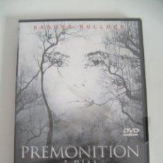 Cine: PREMONITION 7 DÍAS (DVD PRECINTADO). Lote 54224434
