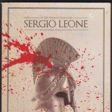 Cine: SERGIO LEONE - PACK PEPLUMS - 3 PELÍCULAS (4 DVDS). EDICIONES REMASTERIZADAS Y ANAMÓRFICAS.. Lote 197023177