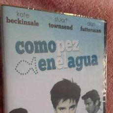Cine: DVD COMO PEZ EN EL AGUA (1997) - KATE BECKINSALE - STEFAN SCHWARTZ. Lote 54269916