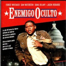 Cine: . DVD ENEMIGO OCULTO. Lote 54277172