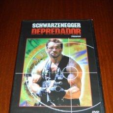 Cine: DVD - DEPREDADOR - ARNOLD SCHWARZENEGGER - CARL WEATHERS. Lote 54328891