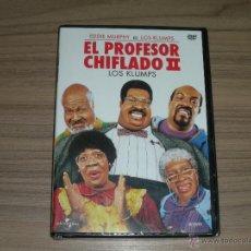 Cine: EL PROFESOR CHIFLADO II DVD EDDIE MURPHY NUEVA PRECINTADA. Lote 293731638