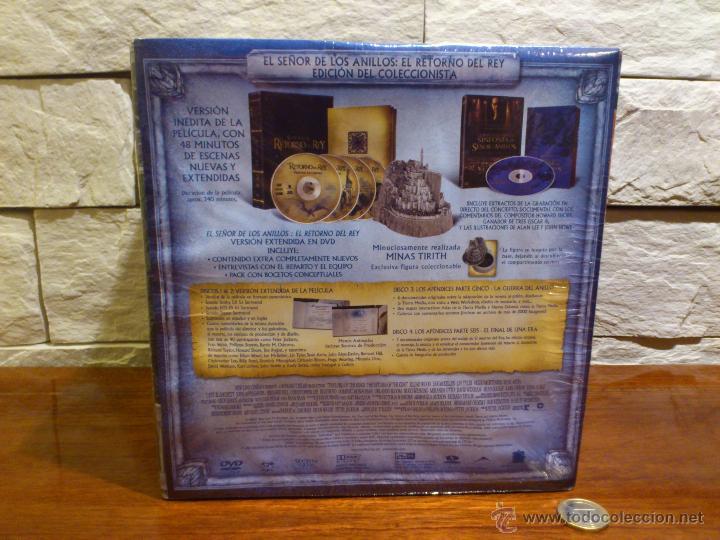 Cine: EL SEÑOR DE LOS ANILLOS - EL RETORNO DEL REY - THE LORD OF THE RINGS - THE RETURN OF THE KING NUEVA - Foto 5 - 146648756