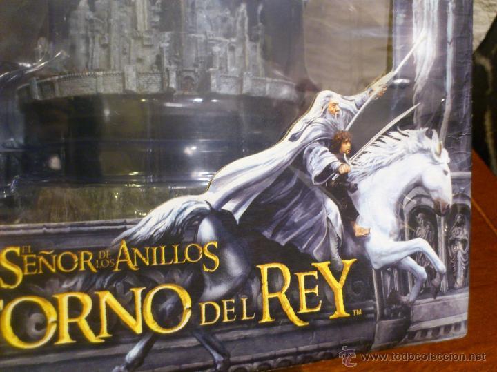 Cine: EL SEÑOR DE LOS ANILLOS - EL RETORNO DEL REY - THE LORD OF THE RINGS - THE RETURN OF THE KING NUEVA - Foto 14 - 146648756