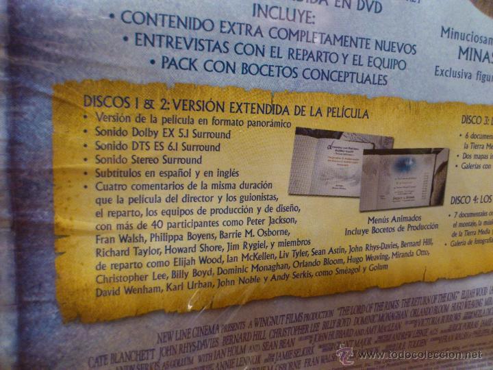 Cine: EL SEÑOR DE LOS ANILLOS - EL RETORNO DEL REY - THE LORD OF THE RINGS - THE RETURN OF THE KING NUEVA - Foto 15 - 146648756