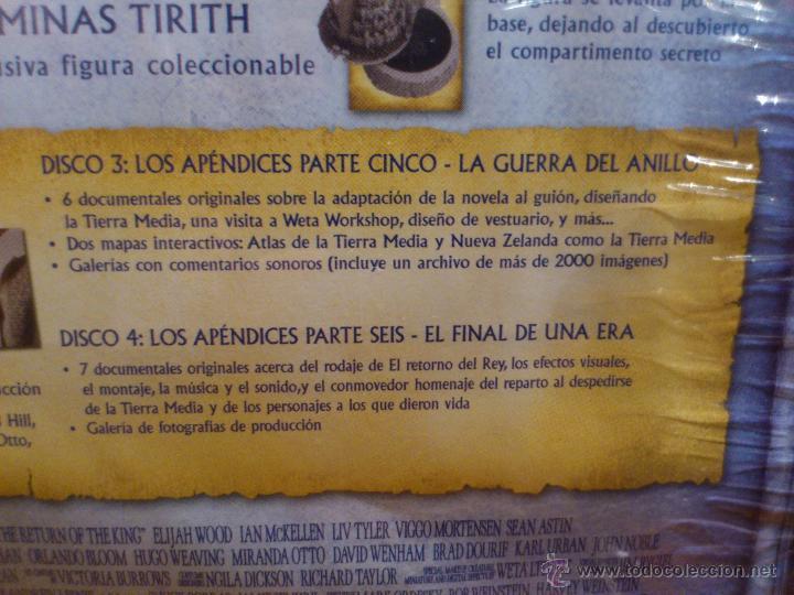 Cine: EL SEÑOR DE LOS ANILLOS - EL RETORNO DEL REY - THE LORD OF THE RINGS - THE RETURN OF THE KING NUEVA - Foto 16 - 146648756