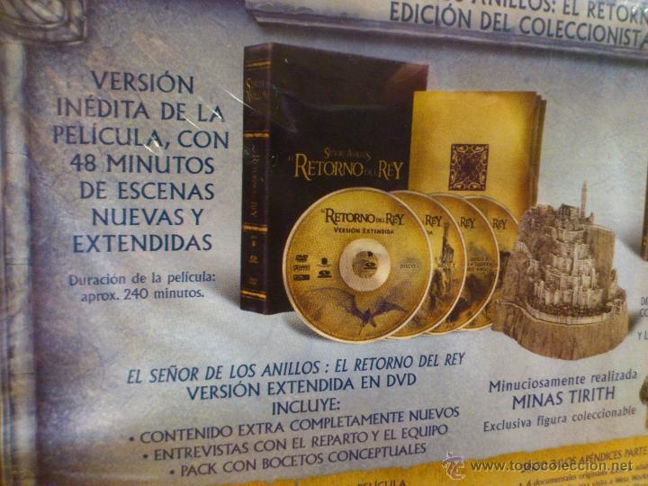 Cine: EL SEÑOR DE LOS ANILLOS - EL RETORNO DEL REY - THE LORD OF THE RINGS - THE RETURN OF THE KING NUEVA - Foto 17 - 146648756