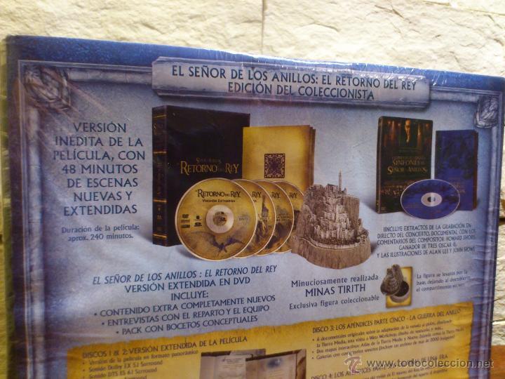 Cine: EL SEÑOR DE LOS ANILLOS - EL RETORNO DEL REY - THE LORD OF THE RINGS - THE RETURN OF THE KING NUEVA - Foto 19 - 146648756