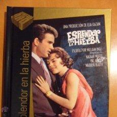 Cine: ESPLENDOR EN LA HIERBA. LIBRO DVD DE LA PELICULA DE ELIA KAZAN. CON NATALIE WOOD Y WARREN BEATTY.. Lote 54405770
