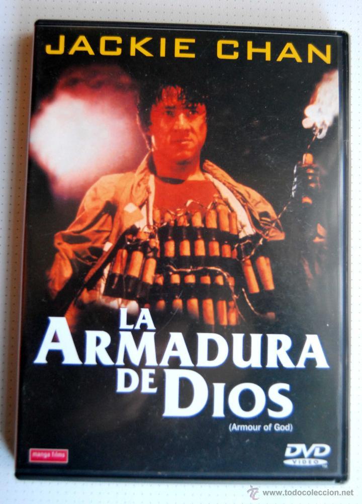 La Armadura De Dios De Jackie Chan En Dvd Kaufen Filme Auf Dvd In