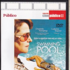 Cine: SWIMMING POOL ·····FRANCOIS OZON. Lote 54439017