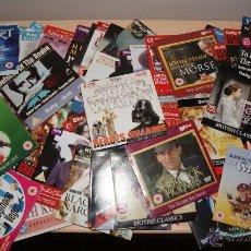 Cine: LOTE COMPLETO PELÍCULA 96 PELÍCULAS VERSIÓN ORIGINAL FORMATO DVD. IDIOMA: INGLÉS. VER FOTOS.. Lote 54439347