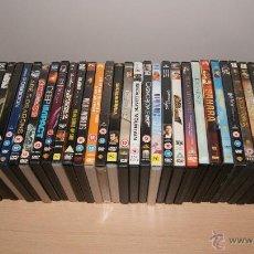 Cine: LOTE COMPLETO PELÍCULA 41 PELÍCULAS VERSIÓN ORIGINAL FORMATO DVD. IDIOMA: INGLÉS. VER FOTOS.. Lote 54440991