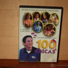Cine: 100 CHICAS - DVD. Lote 54444379