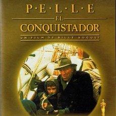 Cine: DVD PELLE EL CONQUISTADOR MAX VON SYDOW. Lote 54444608
