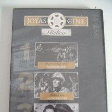Cine: JOYAS DEL CINE - BÉLICO (DVD PRECINTADO). Lote 54467377