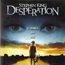 Cine: DVD DESPERATION STEPHEN KING . Lote 54486887