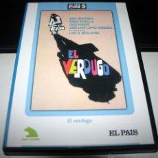 Cine: EL VERDUGO. Lote 54497529