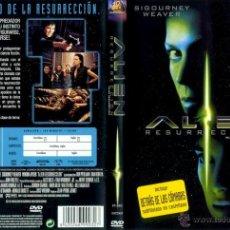 Cine: DVD ORIGINAL * ALIEN RESURRECCIÓN * (1ª EDICIÓN). DESCATALOGADO. MUY BUEN ESTADO. RARO.. Lote 54498458