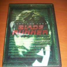 Cine: VANGELIS - BLADE RUNNER - THE COMPLETE CUT DVD. Lote 194233767