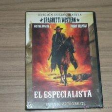 Cine: EL ESPECIALISTA DVD DE SERGIO CORBUCCI NUEVA PRECINTADA. Lote 194630628