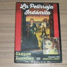Cine: LA PELIRROJA INDOMITA DVD GREER GARSON DANA ANDREWS NUEVA PRECINTADA. Lote 88865764