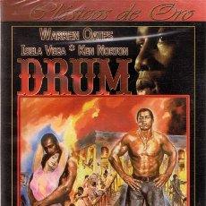 Cine: DVD DRUM WARREN OATES (PRECINTADO). Lote 54608554